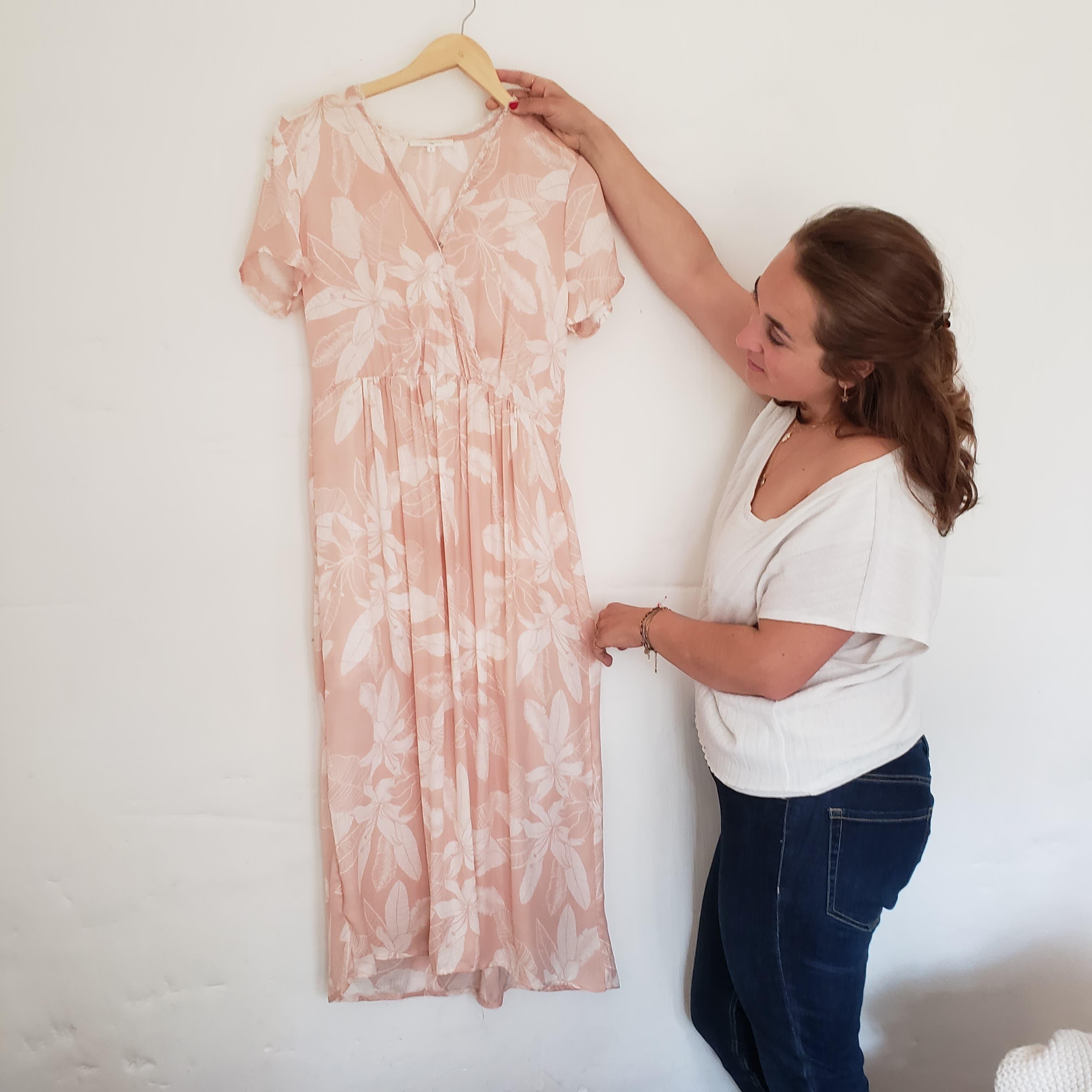 robe bohême Vinted