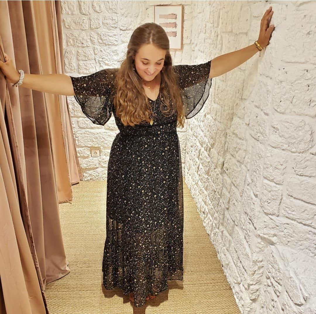 robe bohême