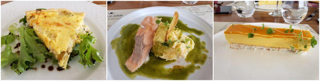 l'assiette de Juliette Bagnères de Bigorre