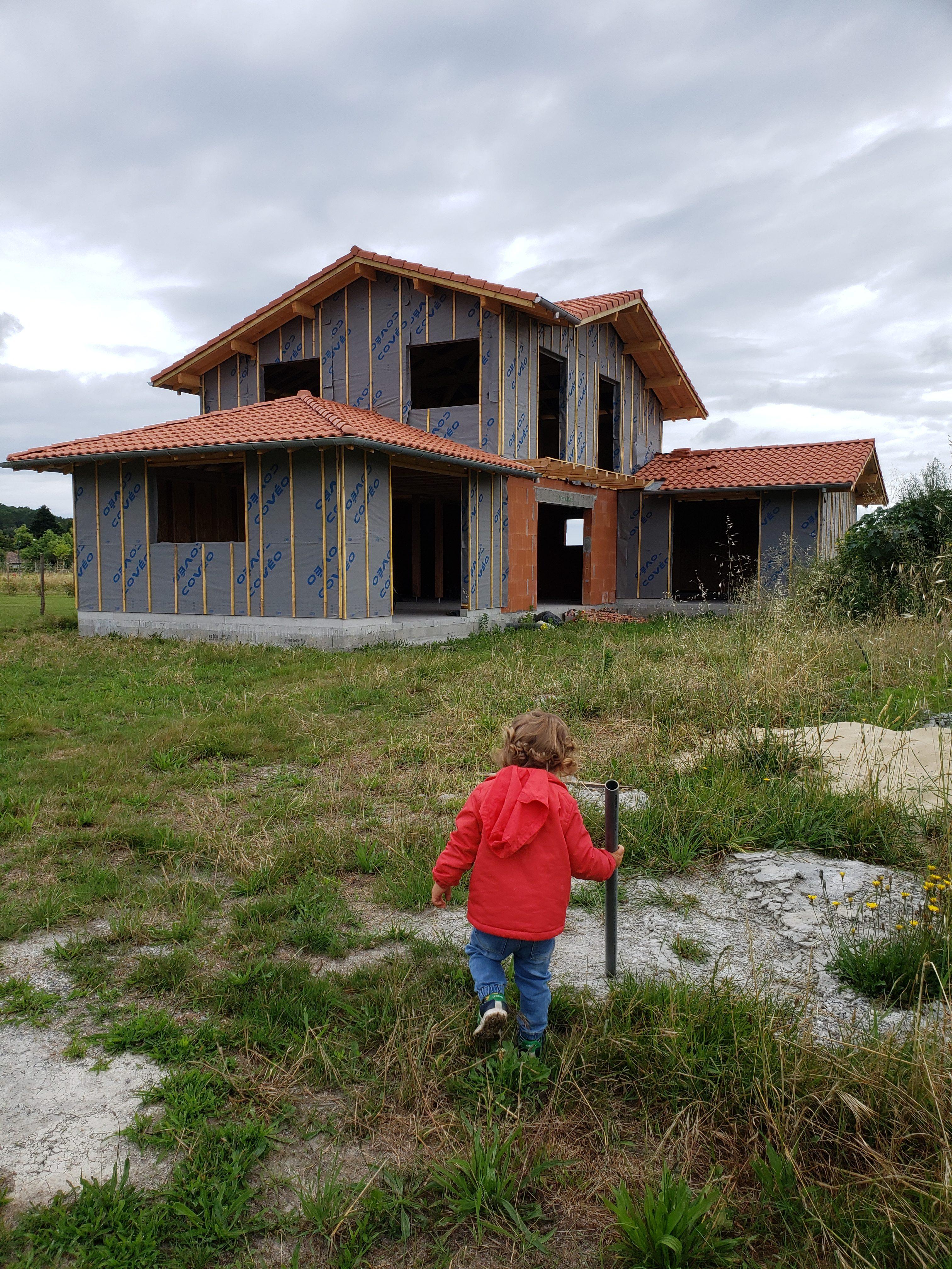 maison chantier landes
