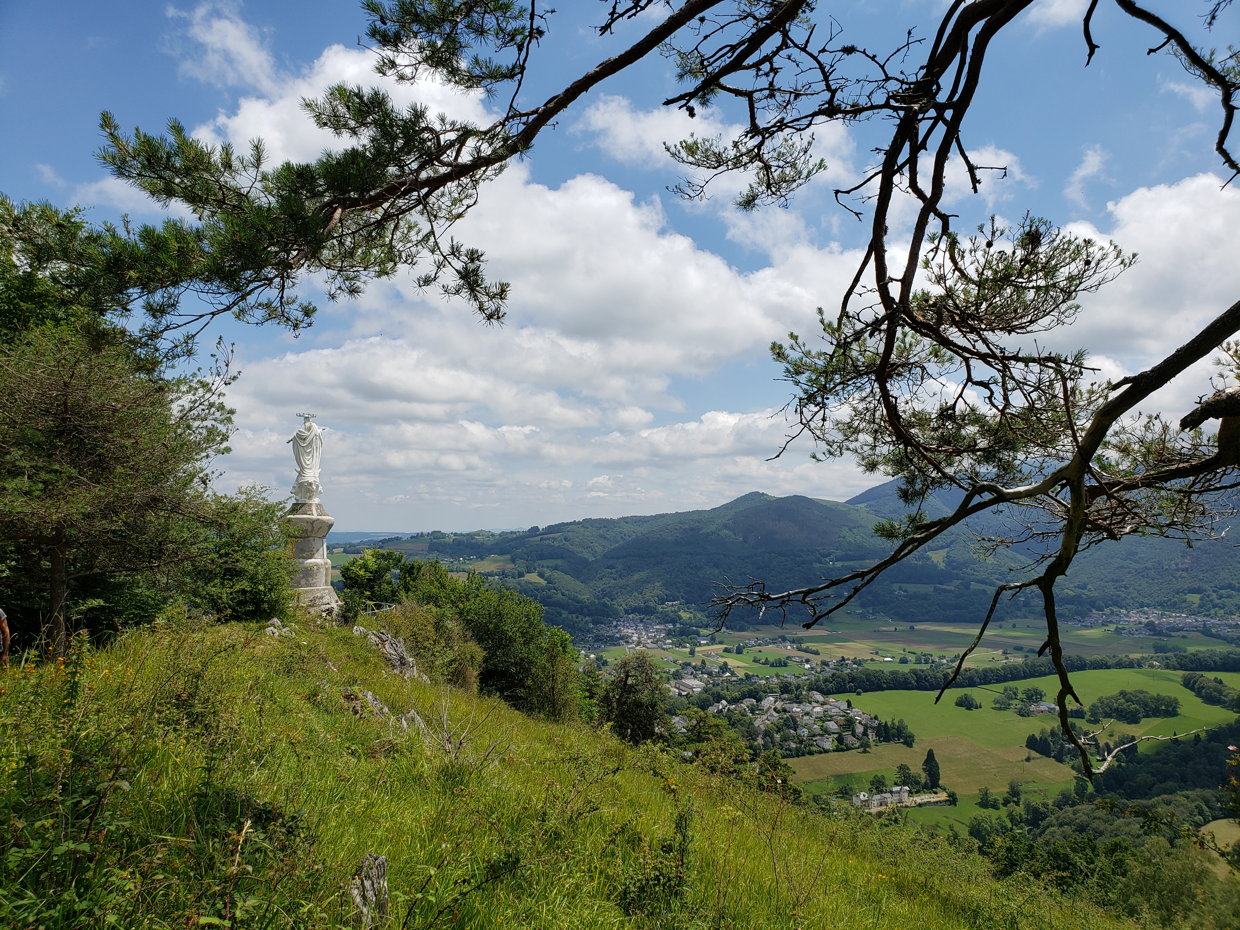randonnée Mont Bedat Bagnères de Bigorre