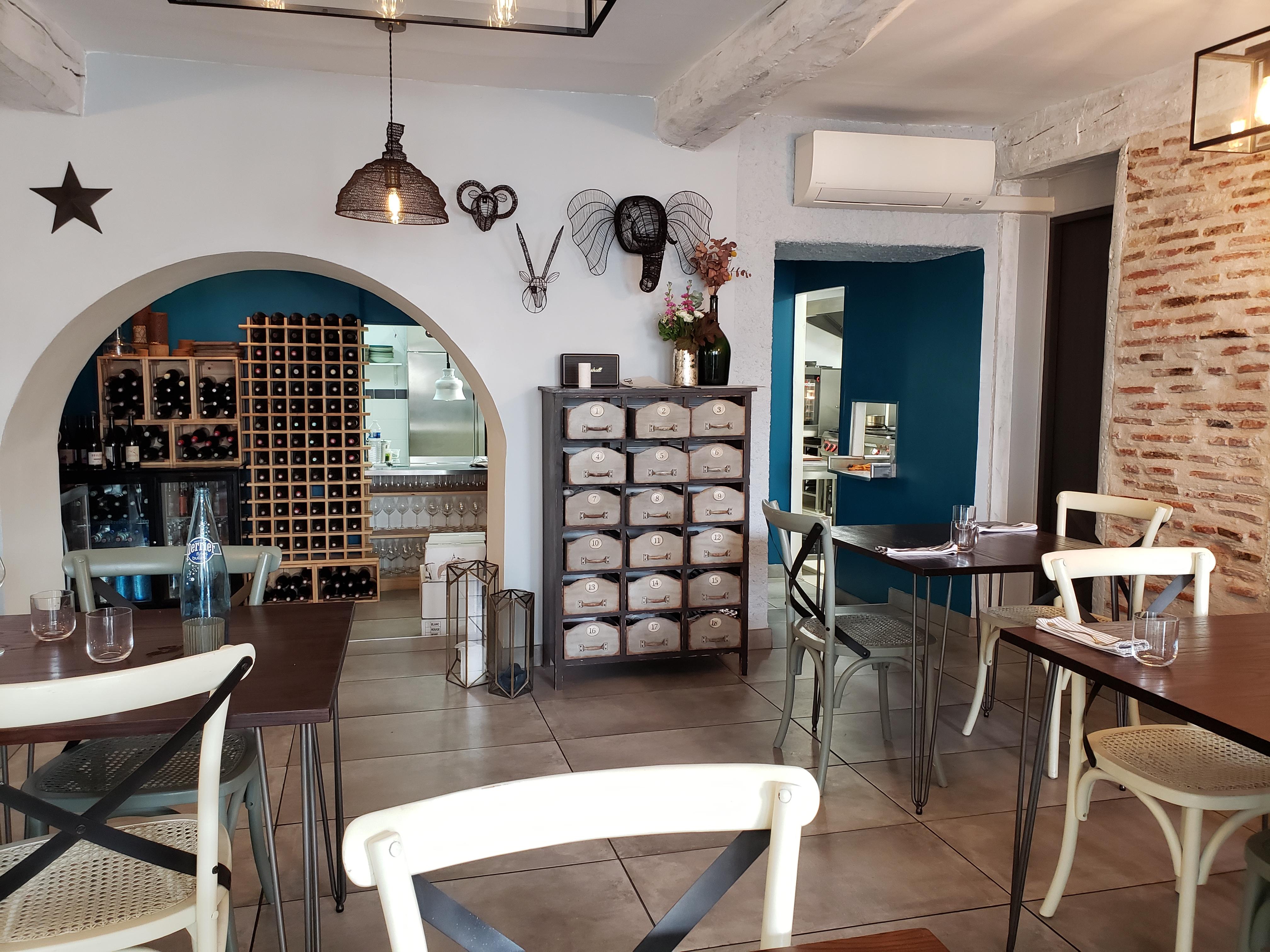 Instincts restaurant gastronomique Saint Jean de Luz