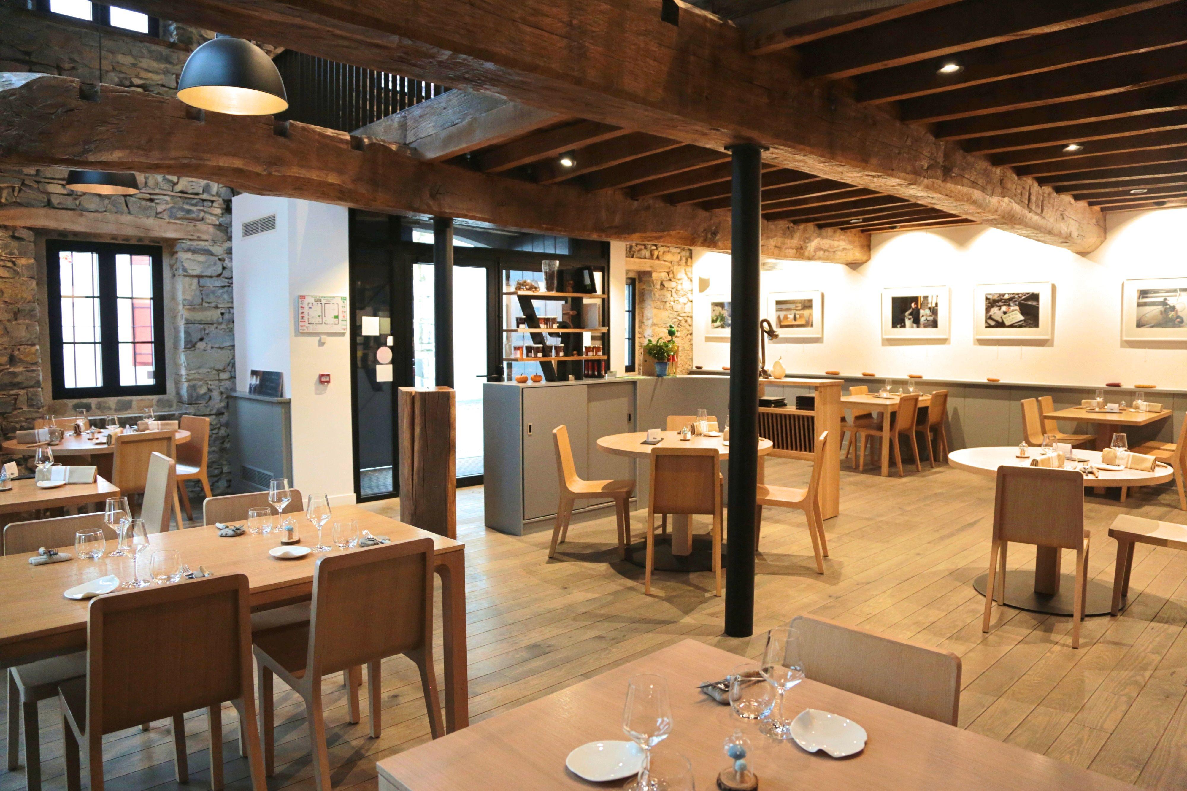Art'Zain restaurant Irissarry