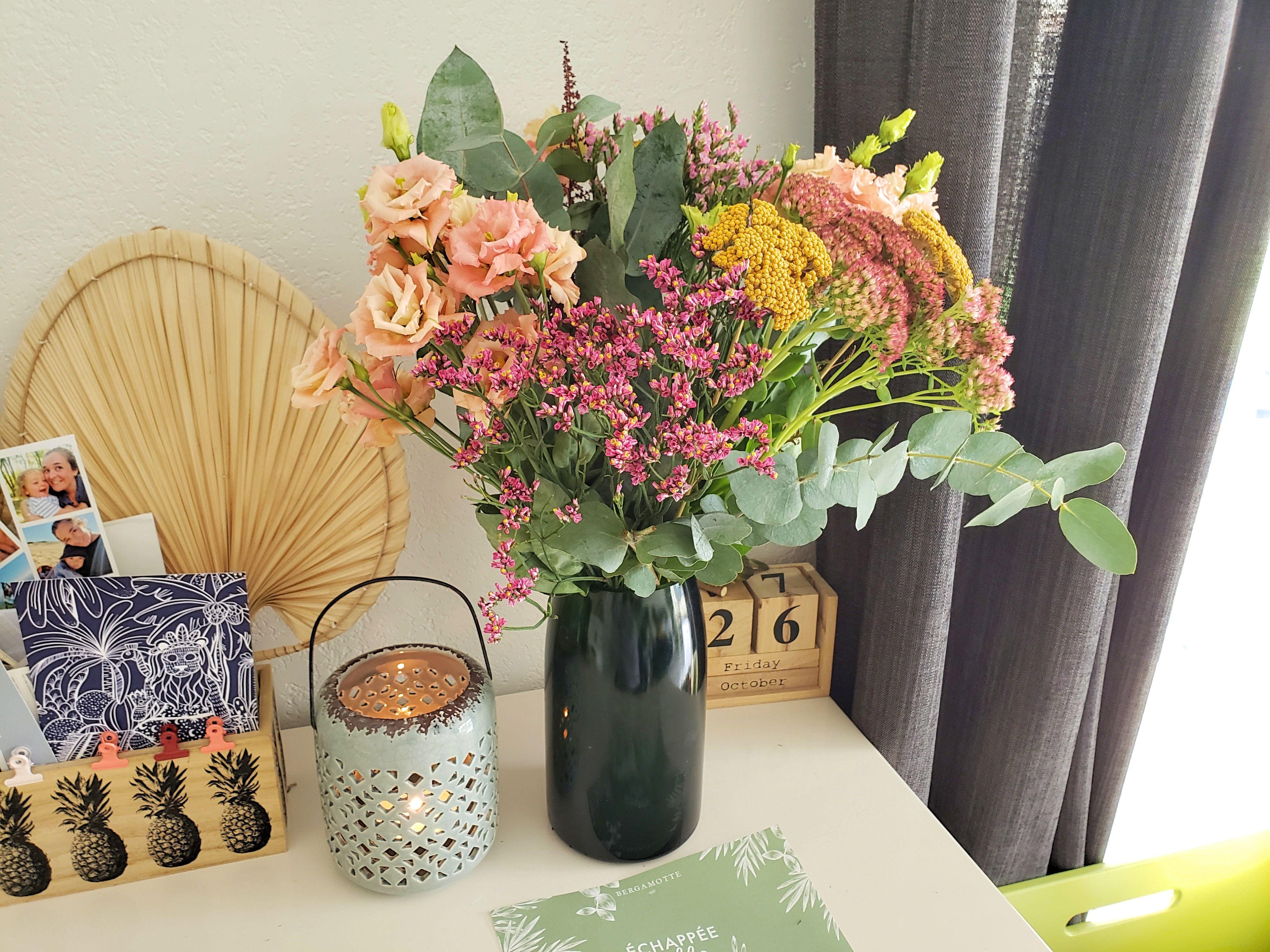Bergamotte livraison de fleurs en France