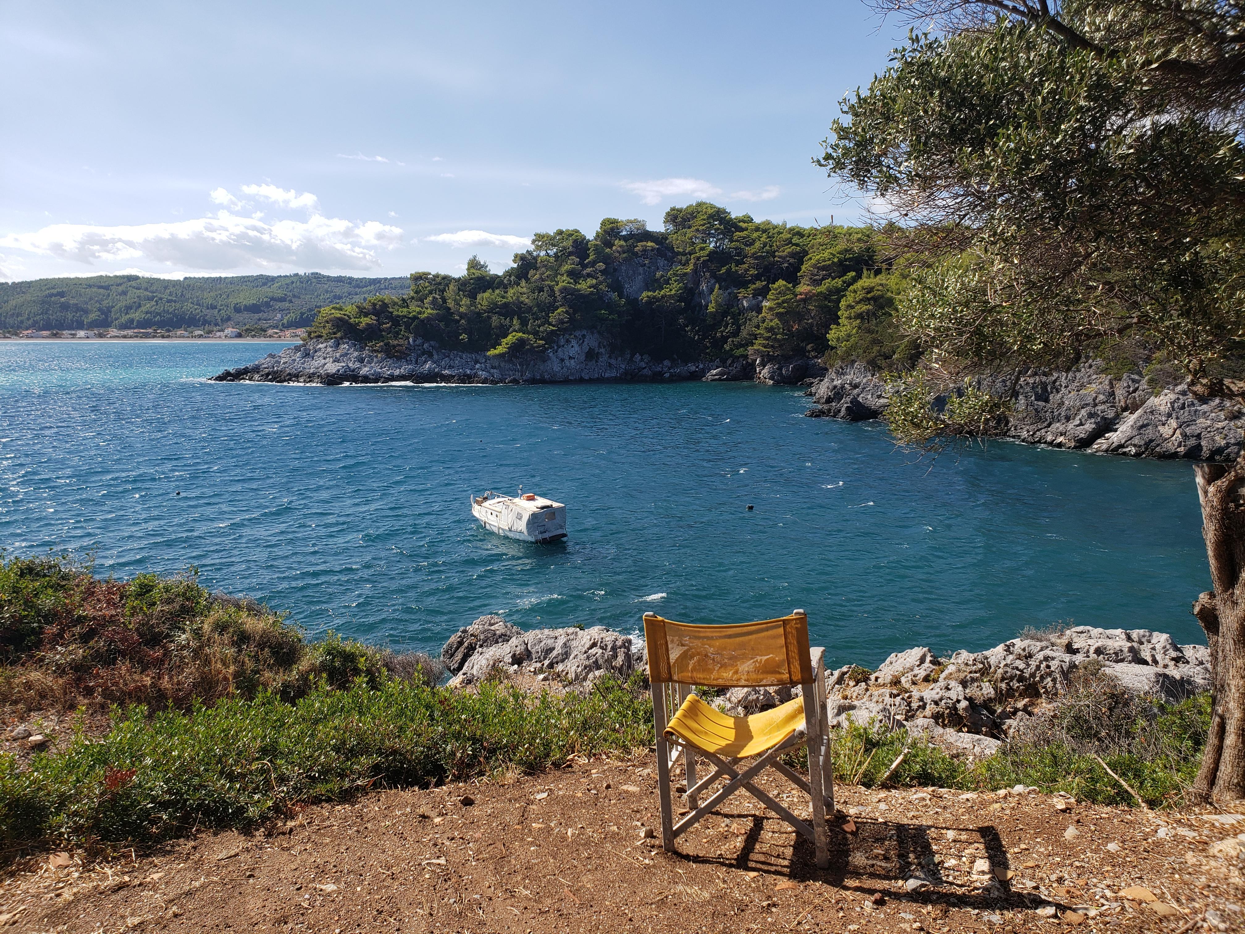 Agios Basilis île d'eubée