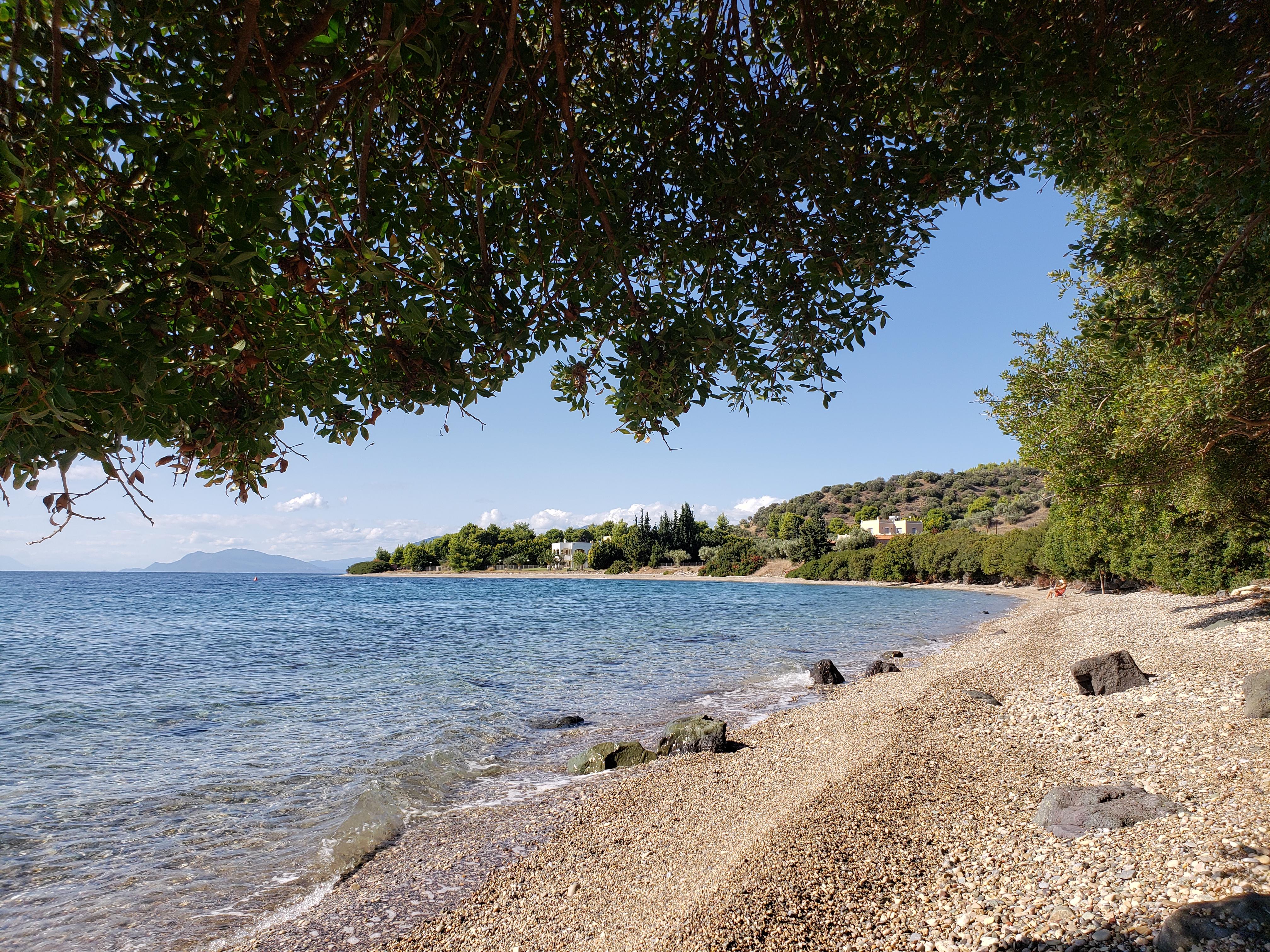 plage proche de l'Astrolabe Hôtel