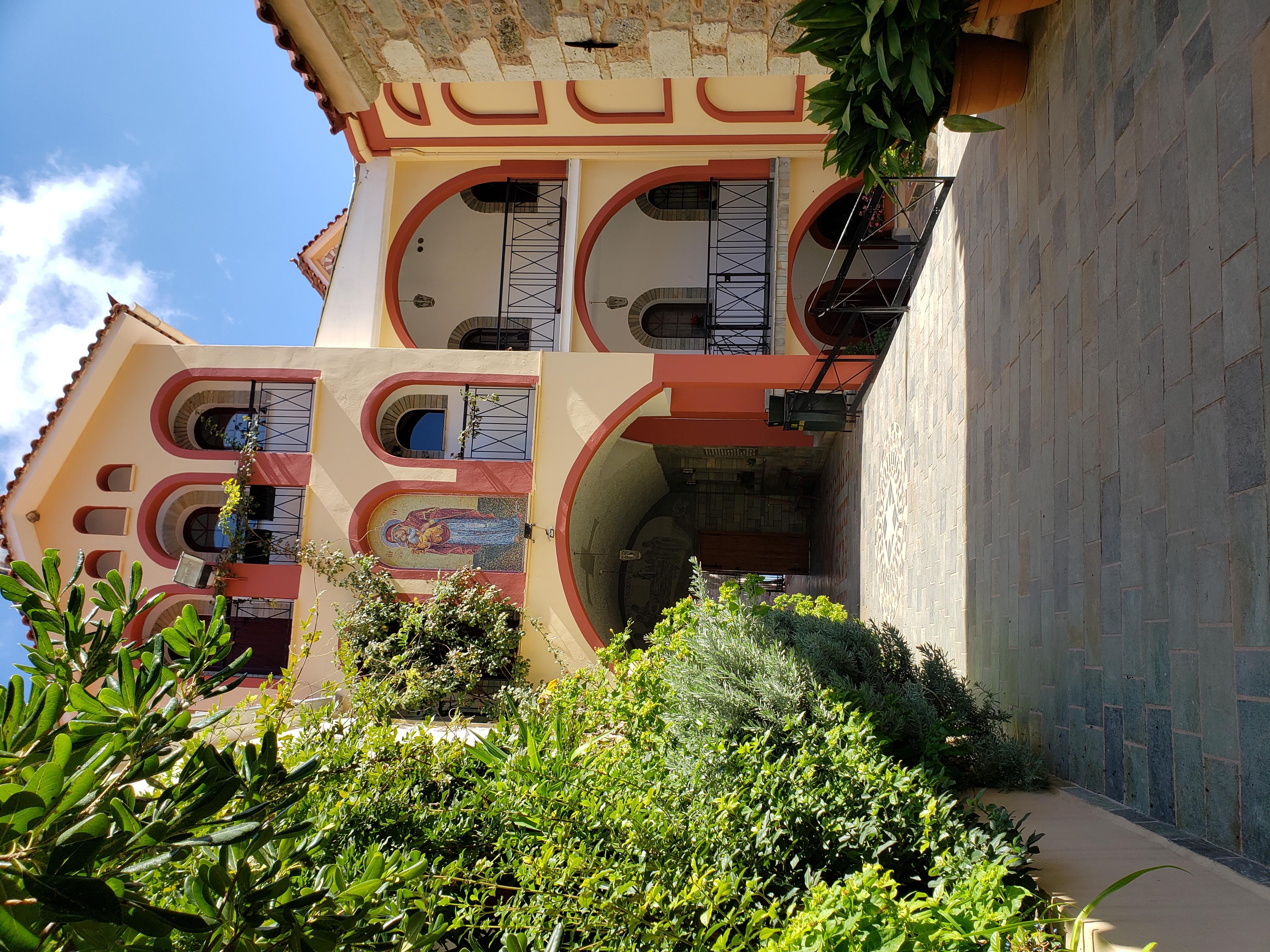 monastère de Saint David