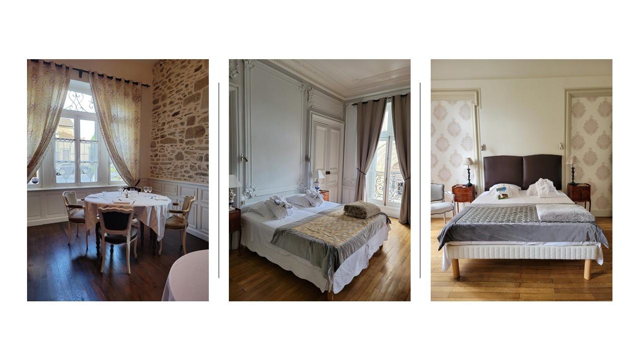 chambre d'hôtes Saint Léonard de Noblat