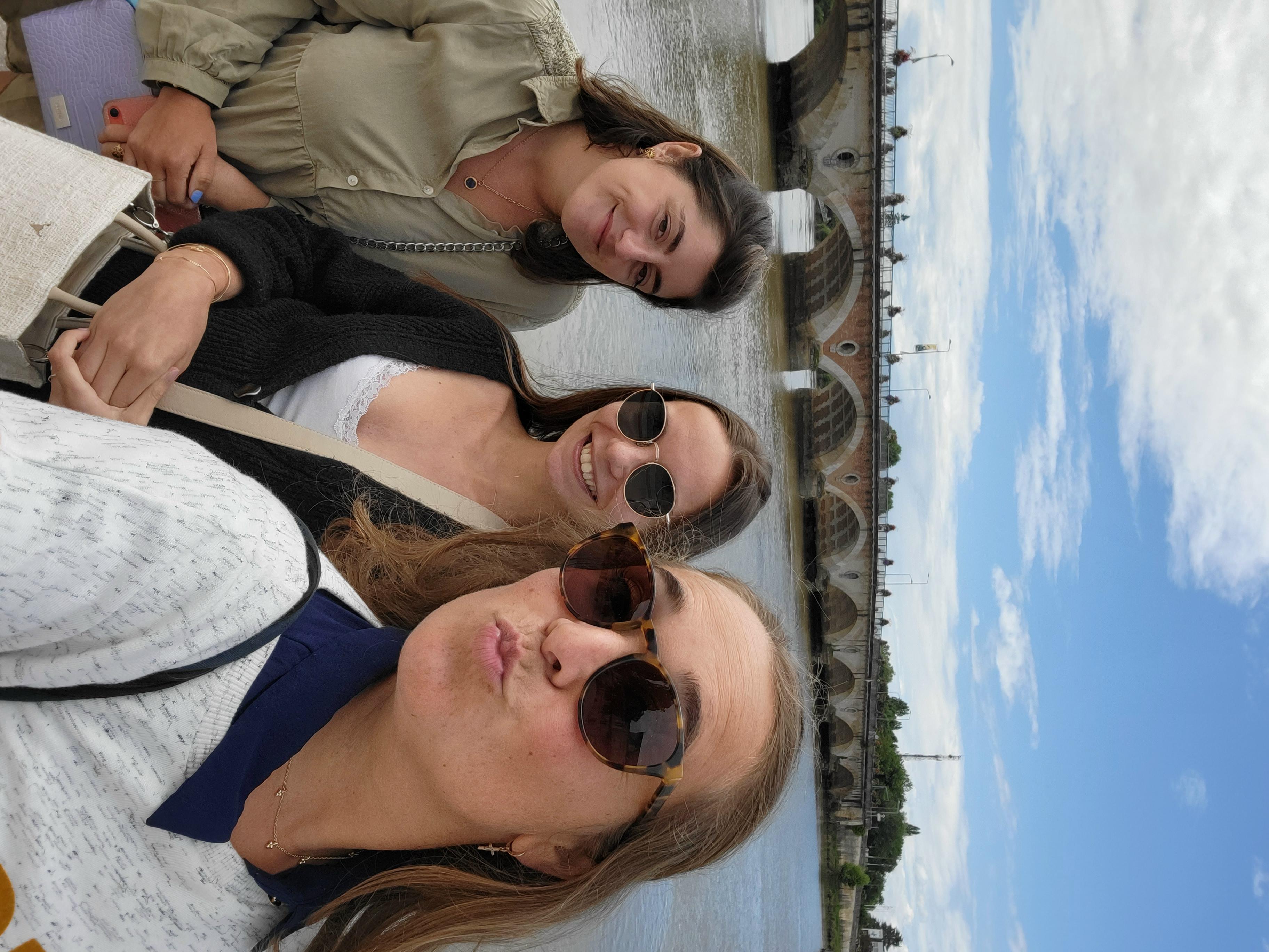 séjour entre filles à Libourne
